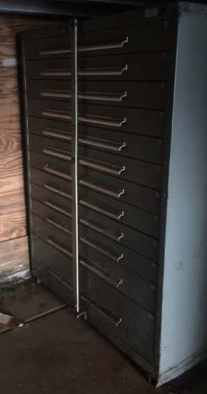 Nu-Era - 12 Drawer - Used