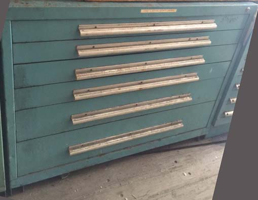Nu-Era - 6 Drawer - Used
