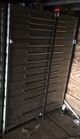 Nu-Era - 13 Drawer - Used
