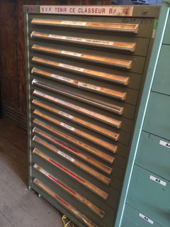 Nu-Era - 15 Drawer - Used